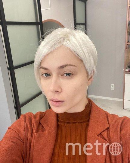 Настасья Самбурская стала блондинкой. Фото Скриншот Instagram/samburskaya