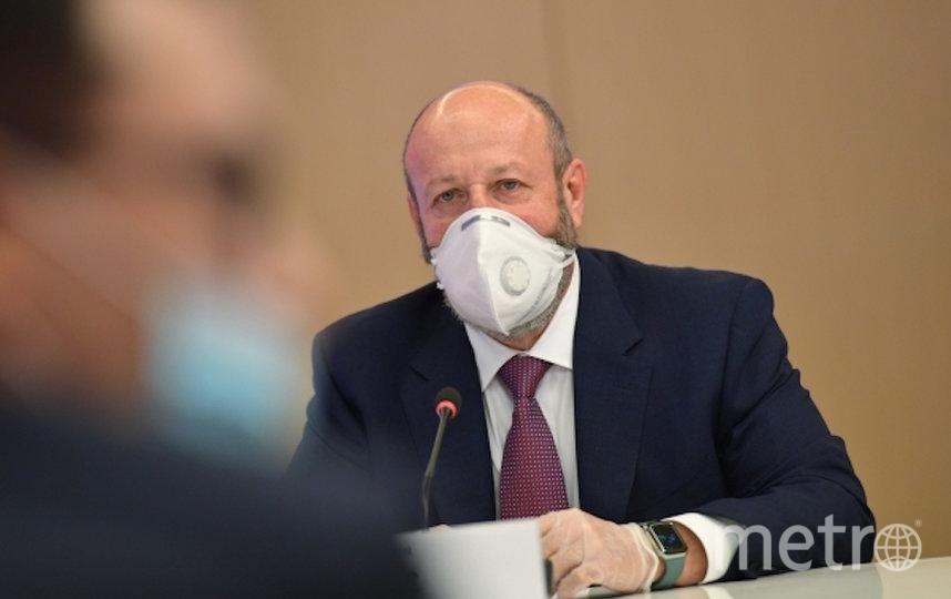 Алексей Мазус. Фото РИА Новости