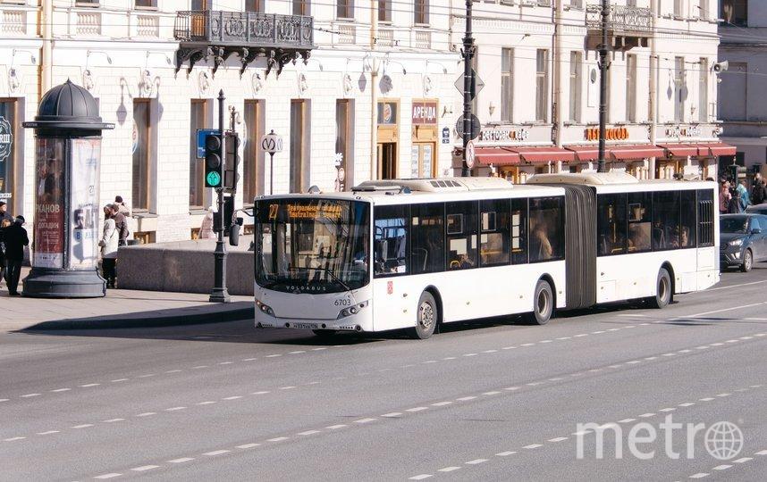"""Какие автобусные маршруты вернутся к работе в Петербурге: полный список. Фото """"Пассажиравтотранс"""""""