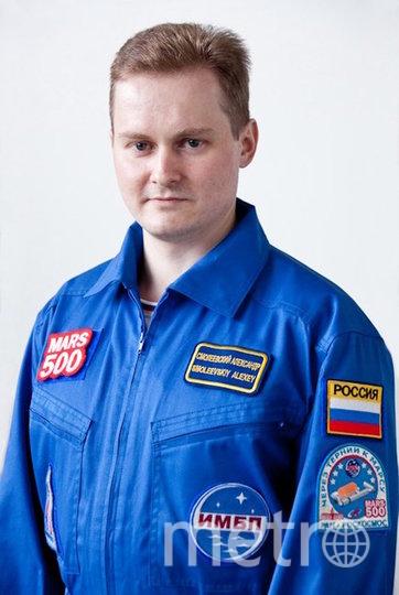 Александр Смолеевский. Фото ИМБП РАН /Олег Волошин