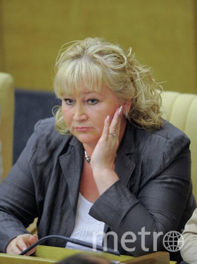 Елена Вторыгина. Фото РИА Новости