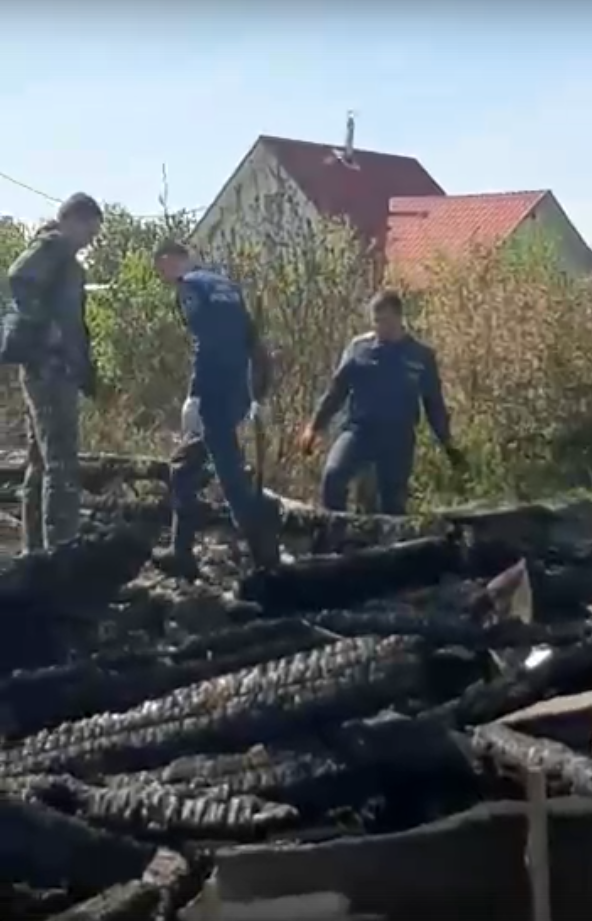 Кадры видео с места происшествия. Фото vk.com