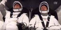 Вторая попытка запуска корабля компании SpaceX Crew Dragon: прямая трансляция