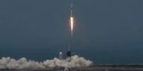 Корабль Crew Dragon успешно стартовал к МКС: как это было