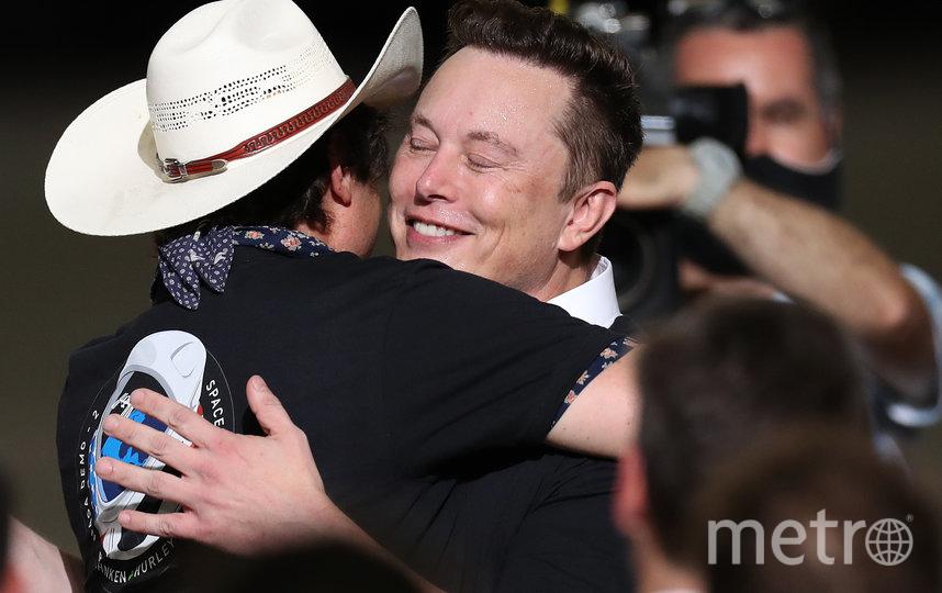 Илон Маск. Фото AFP
