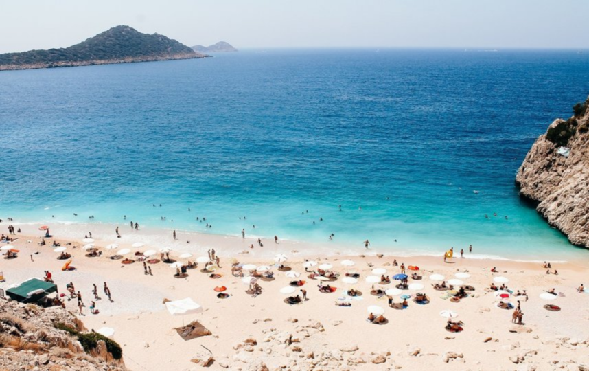 Большинство российских пляжей смогут открыться с 1 июля. Фото Pixabay