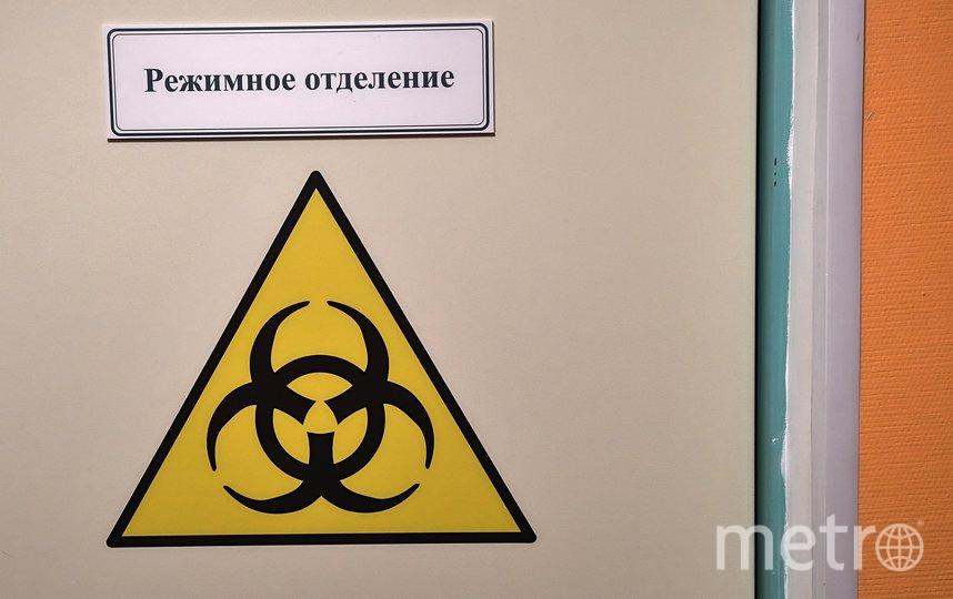 """Всего было установлены рефрижераторы возле 8 лечебных учреждений. Фото """"Metro"""""""