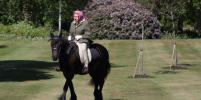 Королева Елизавета II в самоизоляции катается на лошади: фото