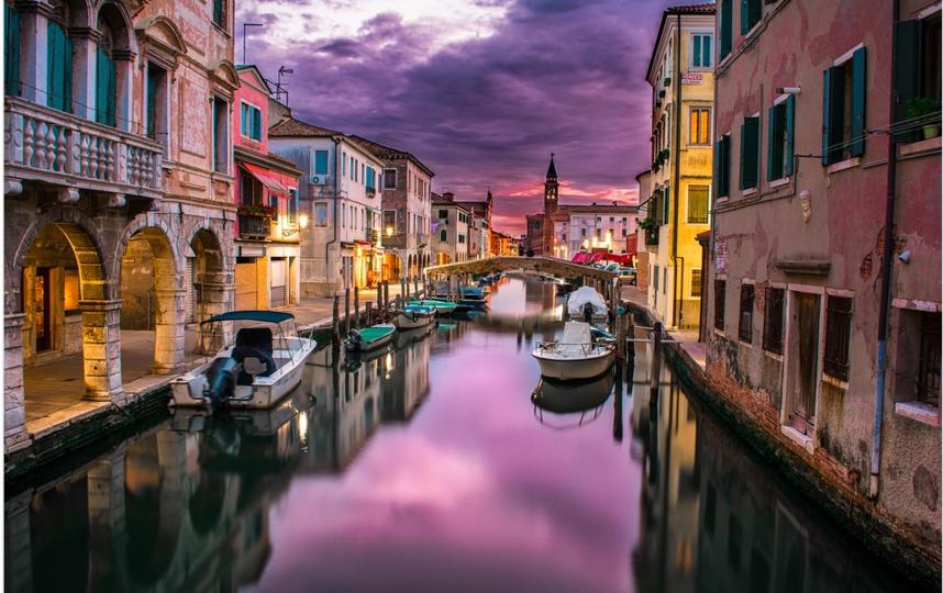 """Италия может оказаться открытой для туристов из России первой в Европе. Фото pixabay.com, """"Metro"""""""