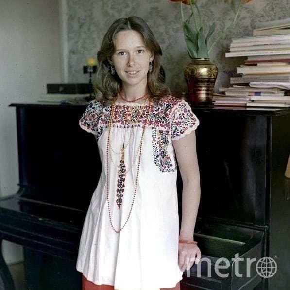 Евгения Симонова. Фото Скриншот Youtube