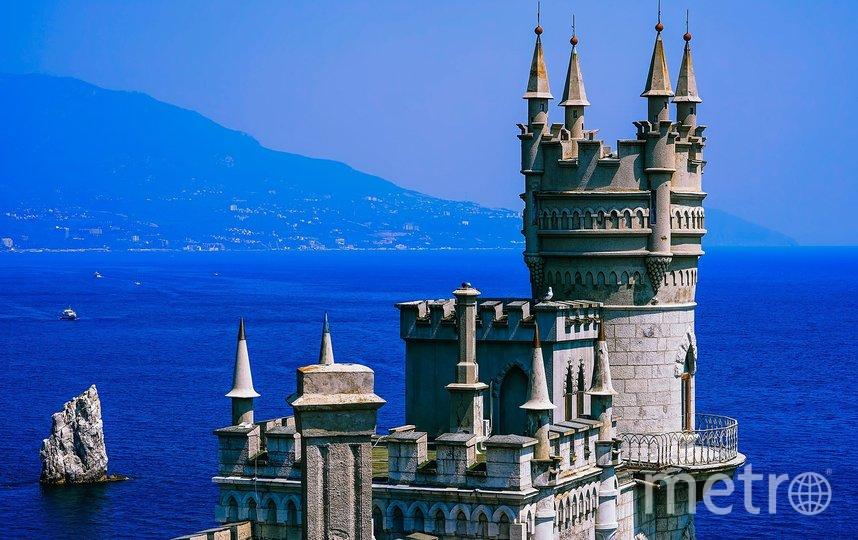 """Крым готовится принять туристов. Фото pixabay.com, """"Metro"""""""