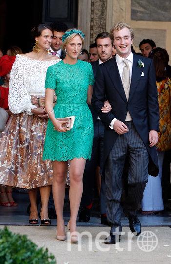 Принцесса Мария Лаура и принц Йоахим. Архивное фото. Фото Getty