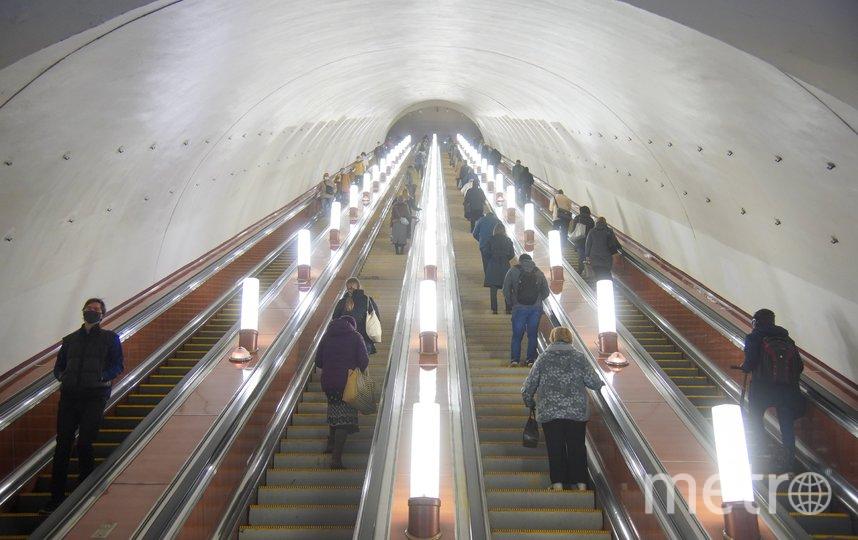 """C 1 по 8 июня в метро и на МЦД будут звучать аудиообъявления, в которых дети поблагодарят за работу медиков, социальных работников и волонтёров. Фото Агентство """"Москва"""""""