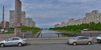 В Петербурге начали очищать реку Смоленку
