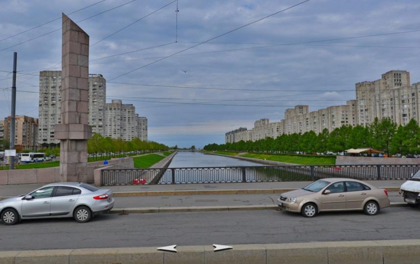 Река Смоленка. Фото Яндекс.Панорамы