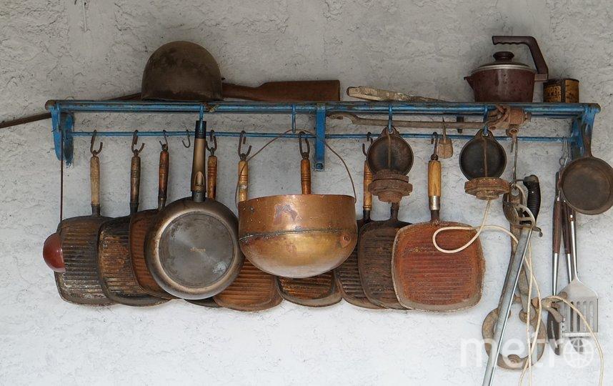 Орудие убийства –сковорода. Фото Pixabay