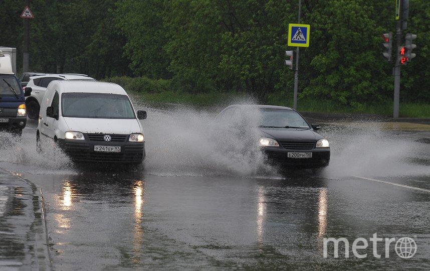 В Москве аварийные службы работают в круглосуточном режиме. Фото АГН Москва/Александр Авилов