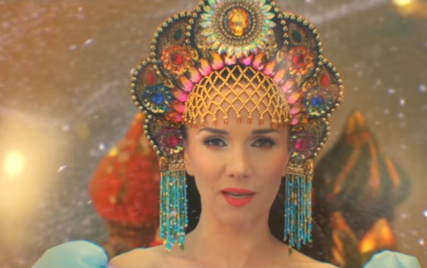 Наталия Орейро. Фото Скриншот Youtube