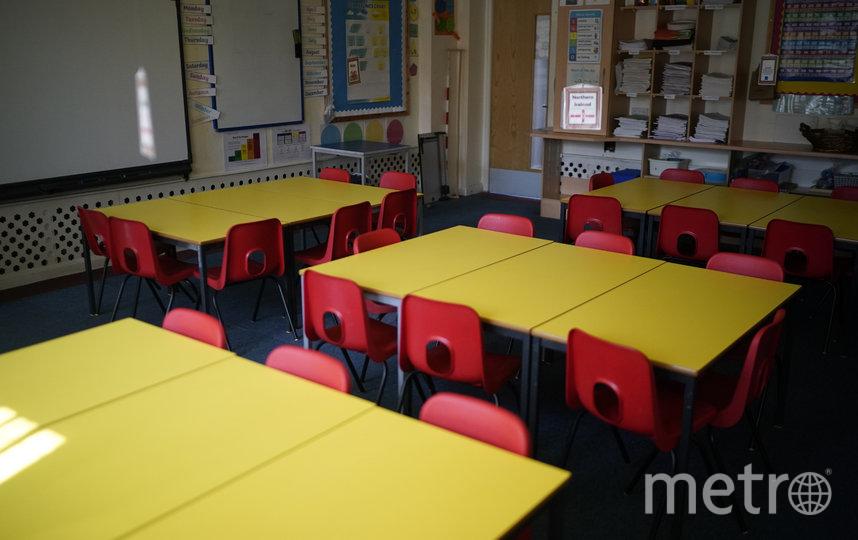 Школам придётся принять дополнительные меры для соблюдения социального дистанцирования. Фото Getty