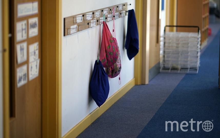 Около 50% родителей из неблагополучных районов не пустят своих детей на занятия. Фото Getty