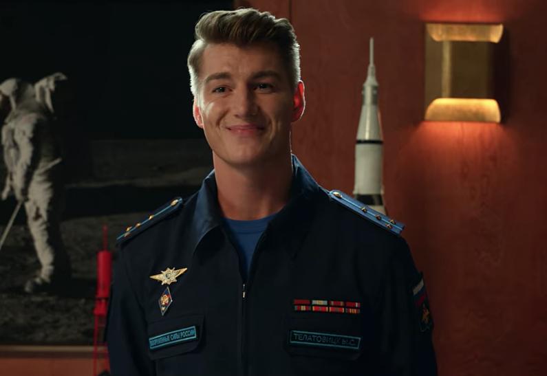 Алексей Воробьёв. Фото Кадр из сериала.