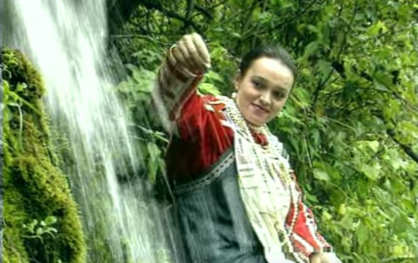 Надежда Кадышева в молодости. Фото Скриншот Youtube