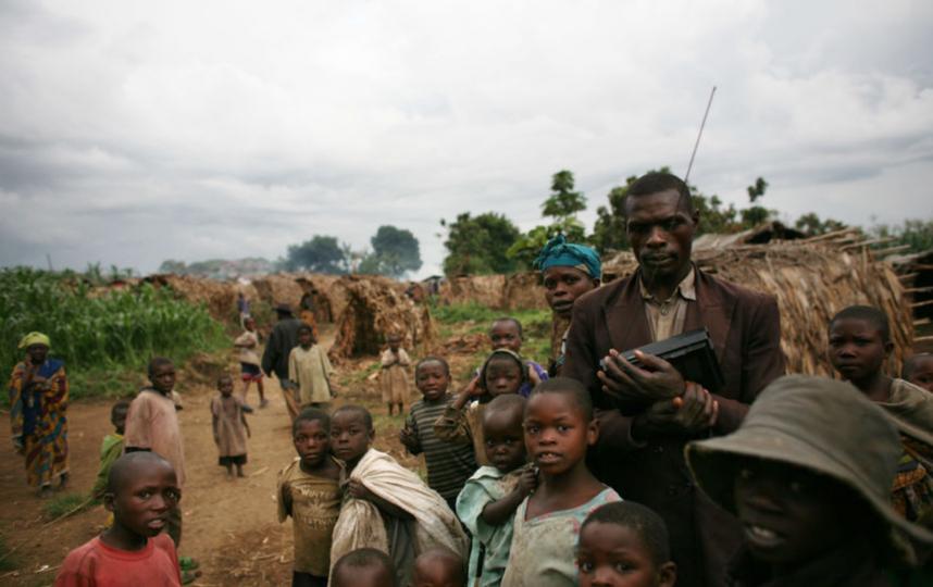 Жители Конго. Фото  Из архива, Getty