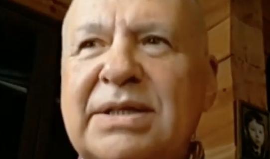 Александр Чепурнов, вирусолог.