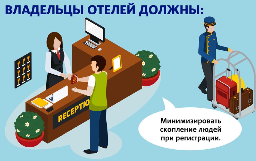 """Правила работы отелей. Фото Сергей Лебедев, """"Metro"""""""