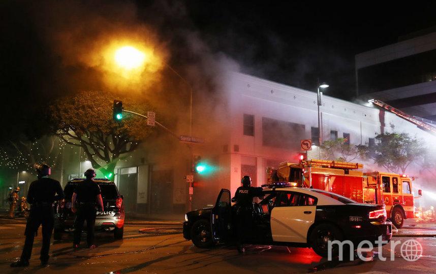 Это Лос-Анджелес. Фото Getty