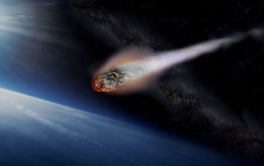 Размеры астероида от 250 до 570 метров. Фото Getty