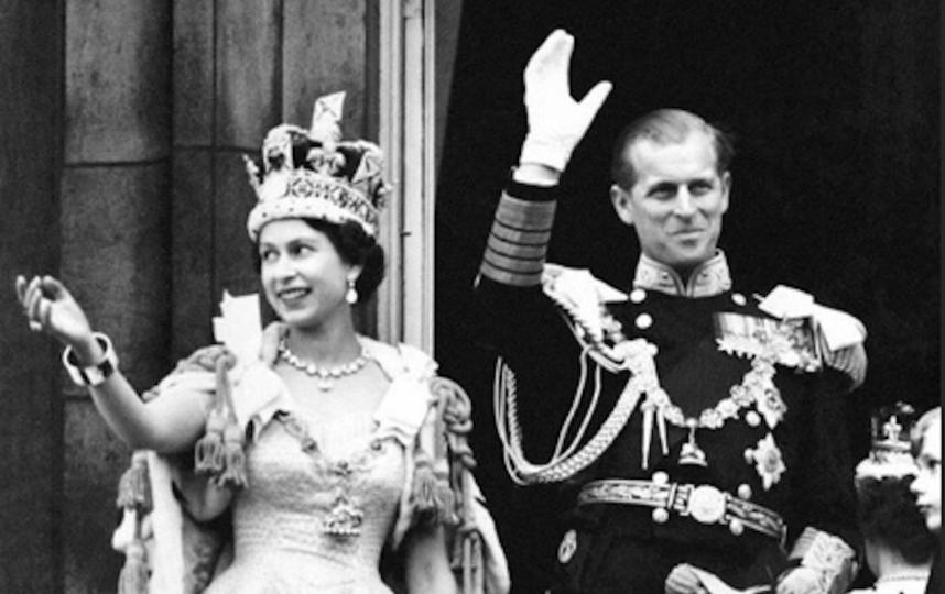 Королева Елизавета II и принц Филипп в день коронации. Фото Instagram @theroyalfamily