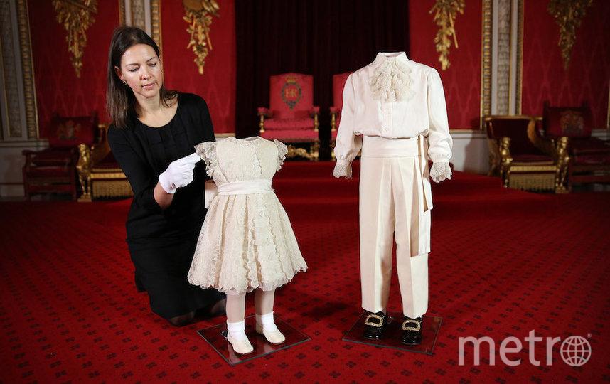 В этих нарядах на коронации были дети королевы принц Чарльз и принцесса Анна. Фото Getty