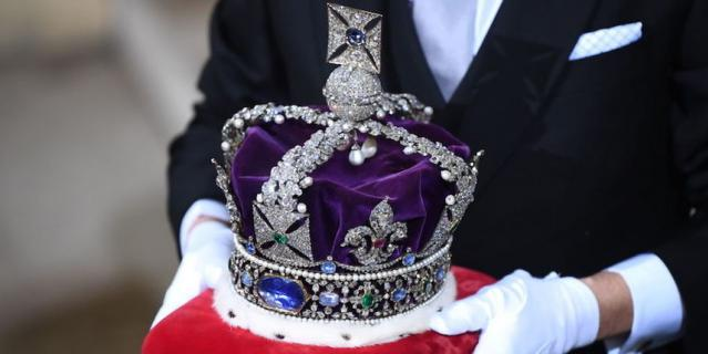 Корона Британской империи.