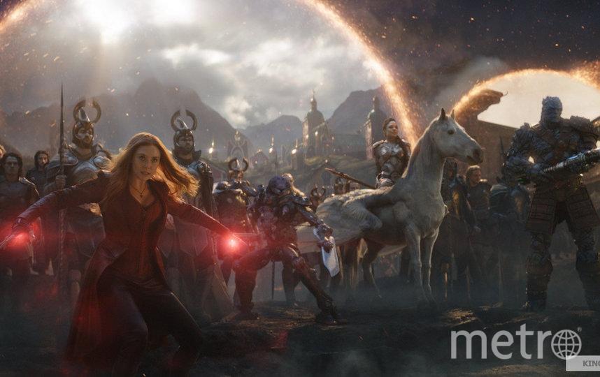 "Кадр из фильма ""Мстители: Финал"" (2019). Фото ""WDSSPR"", kinopoisk.ru"
