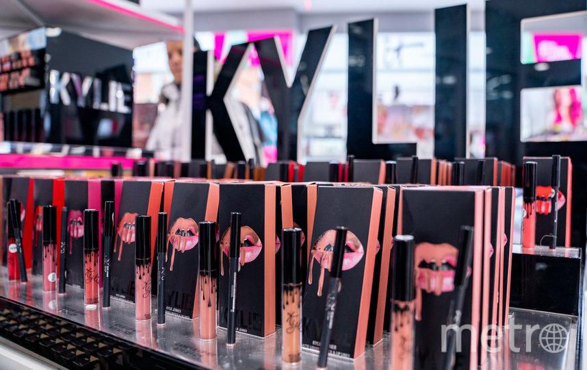 Косметический бренд Kylie Cosmetics. Фото Getty