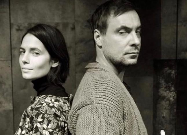 Снигирь и Цыганов вместе в жизни и на сцене. Фото www.instagram.com