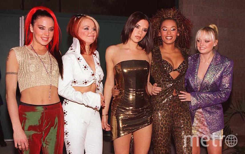 Spice Girls в 1997 году. Фото Getty