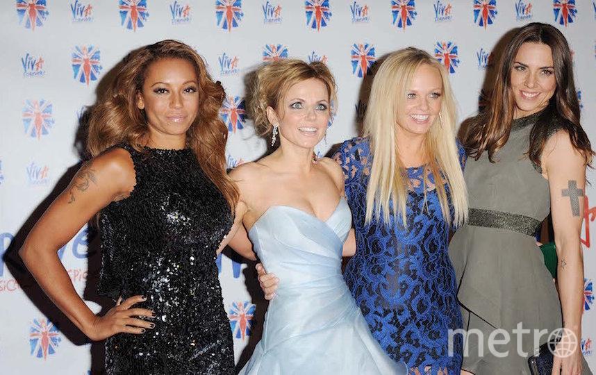 Spice Girls без Виктории Бекхэм. Фото Getty