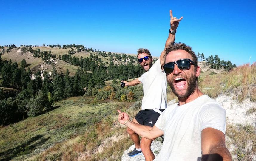 Хьюго и Росс Тёрнер – два абсолютно идентичных 32-летних близнеца из британского города Эксетер. Фото instagram.com/theturnertwiins