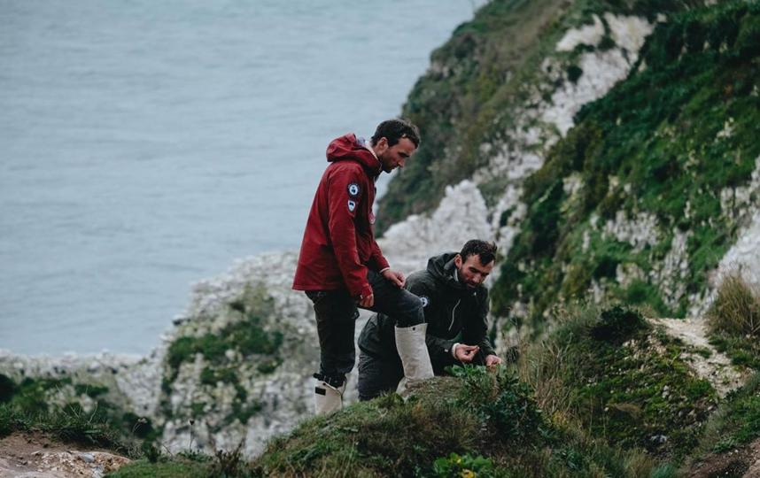 Братья планируют проверить влияние веганской еды на их активность в походах. Фото instagram.com/theturnertwiins