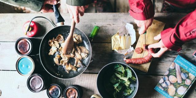 Основываясь на результатах после 3-х месяцев, Хьюго и Росс пришли к решению включить в свой ежедневный рацион больше растительной пищи.