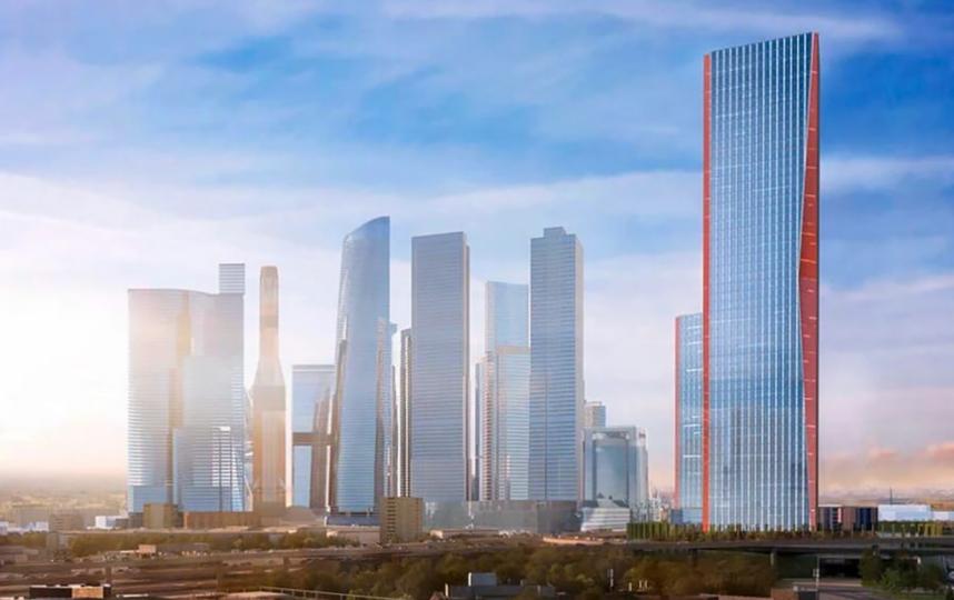 Проект общественно-делового центра iCity. Фото stroi.mos.ru