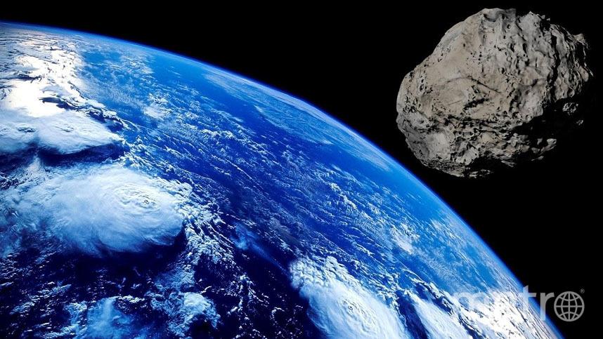 Астероид, который приблизится к Земле 6 июня, считается потенциально опасным. Фото Pixabay