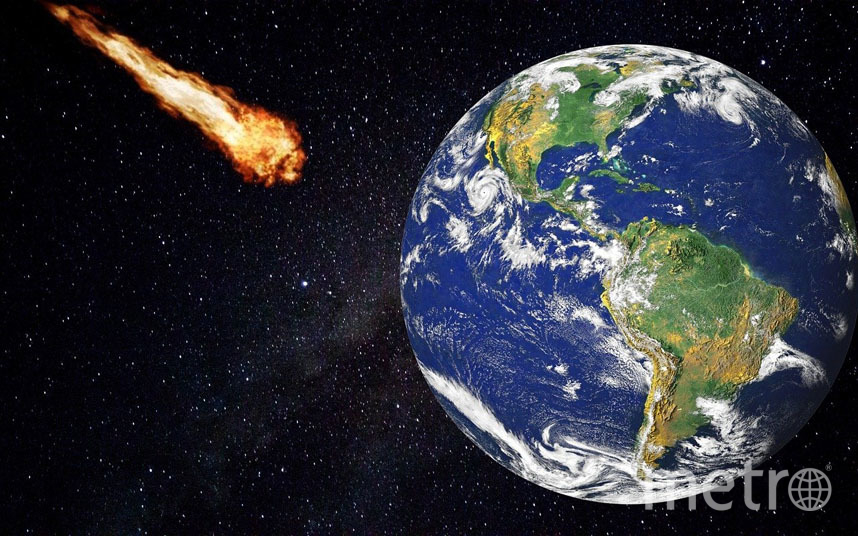 Диаметр астероида, который приблизится к Земле 6 июня, по прикидкам специалистов, составляет от 250 до 570 метров. Фото Pixabay