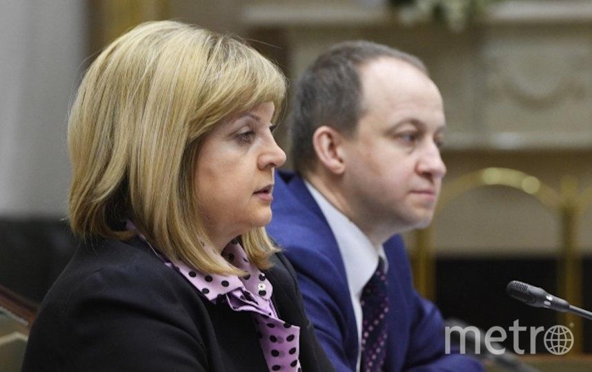 Элла Памфилова, глава ЦИК. Фото РИА Новости