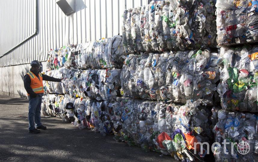 Запрещено выбрасывать мусор, не отсортировав его предварительно. Фото Getty