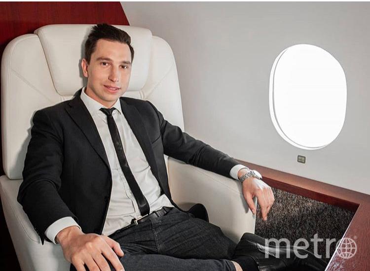 Актёр Александр Филимоненко. Фото скриншот Instagram @filimonenko