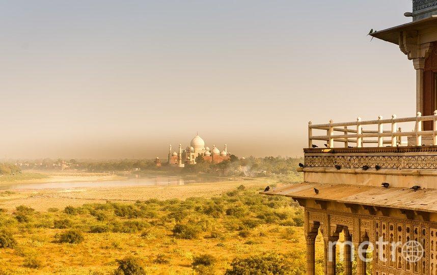 Индия. Тадж Махал. Фото Pixabay
