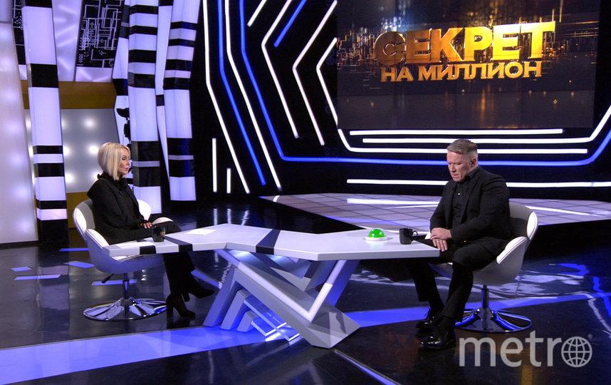 Лера Кудрявцева и Алексей Кравченко. Фото Предоставлено пресс-службой НТВ.